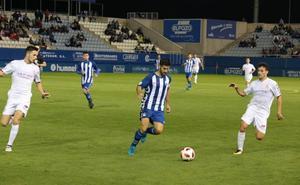 Revive los goles del Lorca 0-3 Cultural