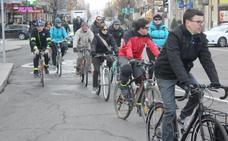 La Asociación León en Bici muestra su malestar por la ejecución de la nueva ordenanza de peatones y ciclistas