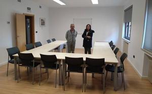 El Ayuntamiento de Santa María pone en funcionamiento la nueva aula para inglés