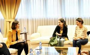 Unidos Podemos se reúne con la ministra de Industria por el futuro de Vestas