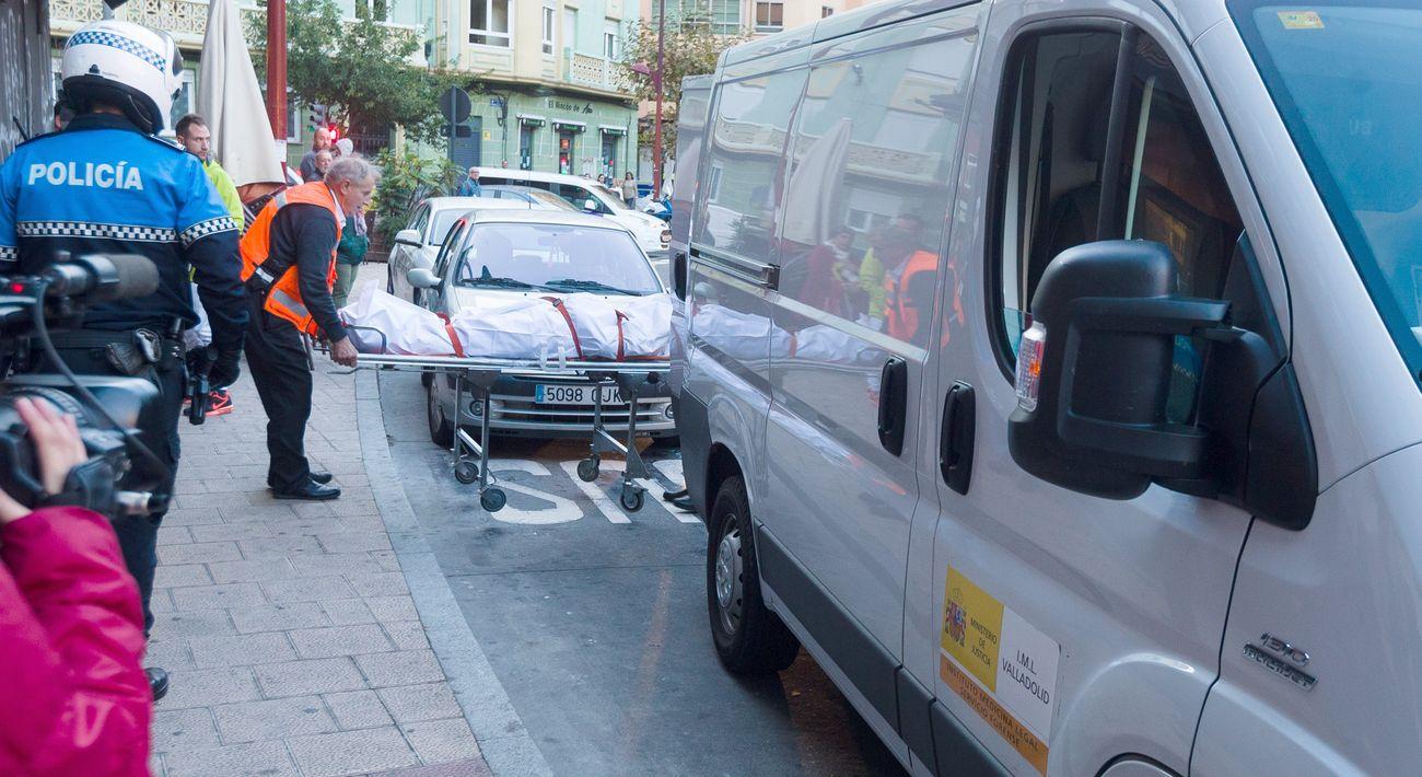 Crimen en Valladolid