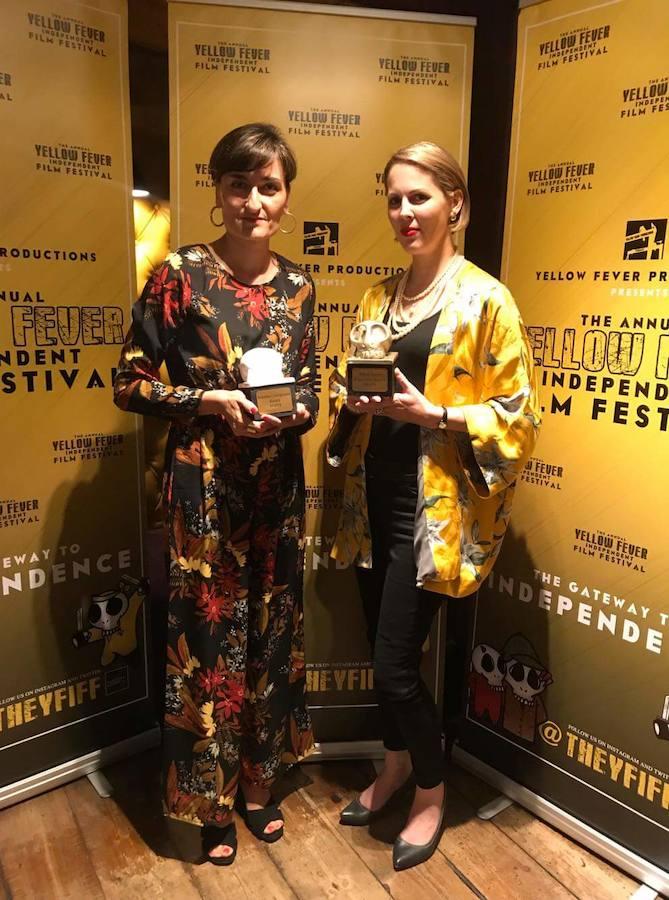 La película «Media hora (y un epílogo)» premiada en Belfast