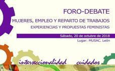 El Musac acoge el foro-debate 'Mujeres, empleo y reparto de trabajos. Experiencias y propuestas feministas'