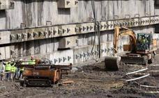 Fomento reforzará la ladera de la Variante de Pajares tras detectar nuevos deslizamientos