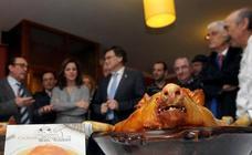 El Corte Inglés acoge en sus restaurantes las jornadas gastronómicas del cochinillo segoviano