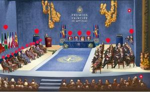 Unos Premios Princesa que dan la vuelta al mundo