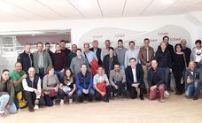 Ganaderos de Lactiber visitan las instalaciones de COVAP en Pozoblanco para intercambiar experiencias