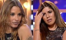 Chabelita y Techi se ven las caras en la gala de 'GH VIP'