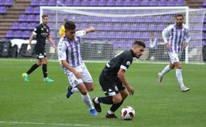 La Cultural echa de menos a Aridane y no encuentra el camino del gol en Zorrilla