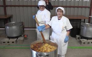 2.500 raciones de la mejor patata de Chozas