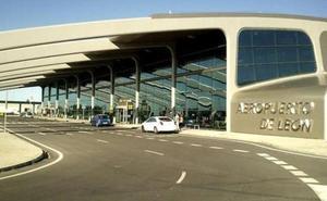 El Aeropuerto de León dobla su oferta de cara a las vacaciones de Navidad