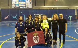 Asprona-León se proclama Campeón de España de baloncesto