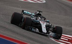 Hamilton no deja margen a la sorpresa