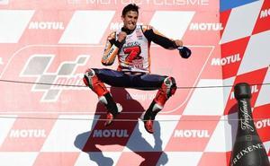 Márquez: «Soy consciente de lo difícil que es pero no quiero ser consciente de lo que he conseguido ya»