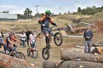 El Club Trial Bici logra dos medallas en el Campeonato de Castilla y León
