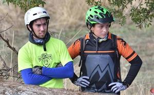 Dos medallas para el Club Trial Bici León en el Campeonato de Castilla y León