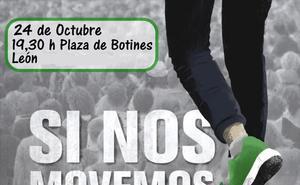 LeC llama a participar en las movilizaciones «por una vida digna» del miércoles en León