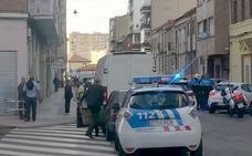 Una mujer herida tras ser arrollada en un paso de cebra en León capital