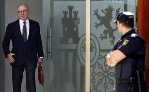 Rodrigo Rato, pendiente del Constitucional, entrará en la cárcel esta semana