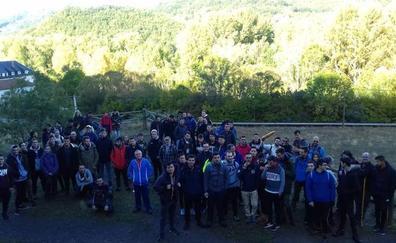 Los alumnos de FP del Colegio Don Bosco participan en una jornada de convivencia