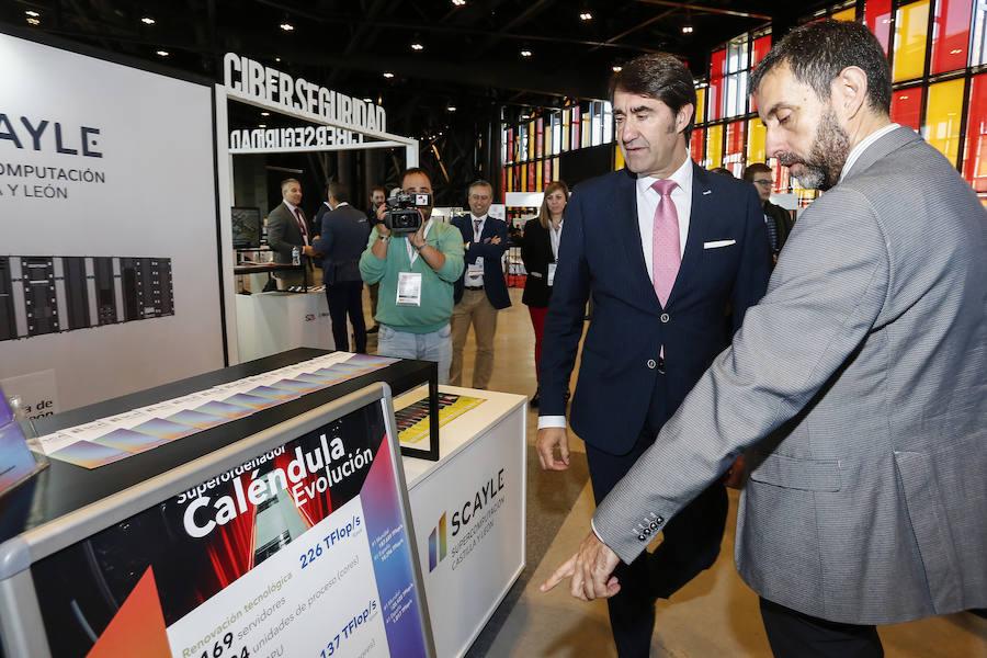 Suárez-Quiñones asiste al XII Encuentro Internacional de Seguridad de la Información en León