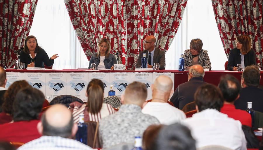 UGT organiza en León la Jornada 'Riesgos asociados a la Revolución 4.0'