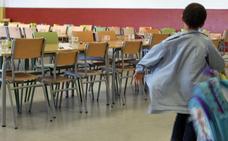 La Junta subvenciona el menú a tres de cada cuatro escolares que comen habitualmente en el colegio