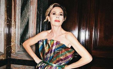 Ágatha Ruiz de la Prada deja claro que sigue con El Chatarrero