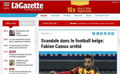 A la cárcel el primer jugador inculpado por el escándalo de fraude en el fútbol belga