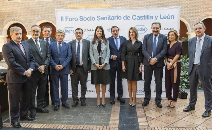 II Foro Sociosanitario de Castilla y León