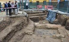 Los restos romanos de San Pelayo ya cuentan con un proyecto de cómo puede ser su cripta