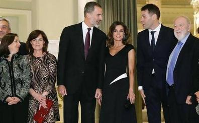 Los británicos caen rendidos ante la Reina Letizia