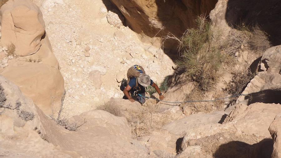 Una gran aventura en Jordania
