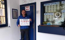 El sorteo de la Lotería Nacional deja un segundo premio de 60.000 euros en Cistierna