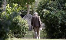 La pensión media en Castilla y León se sitúa en 945 euros