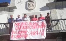 Concluyen los encierros de empleados de subcontratas en Pola de Gordón y Cangas del Narcea