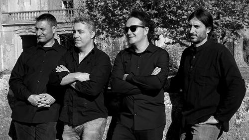 Lévid Cuarteto Folk ofrece un concierto en el CRE de San Andrés del Rabanedo