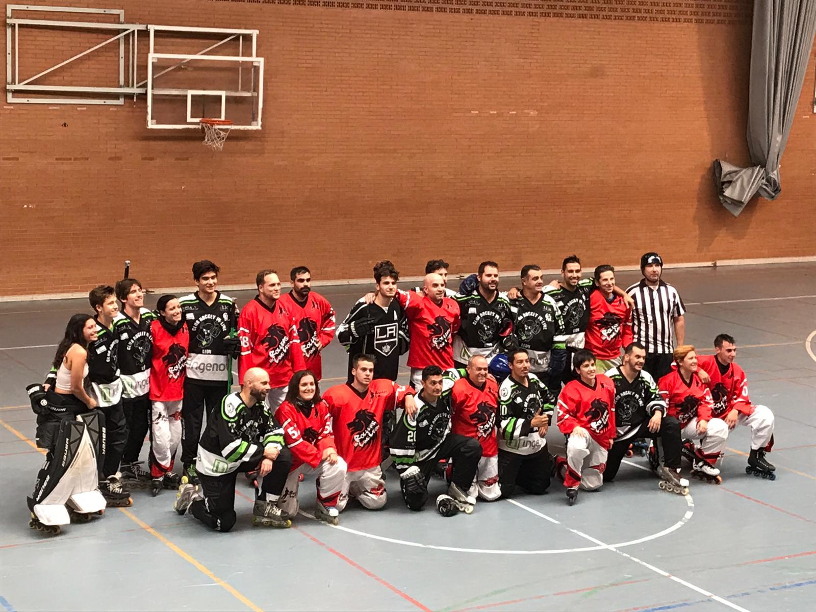 VIII Torneo Ciudad de León de hockey patines