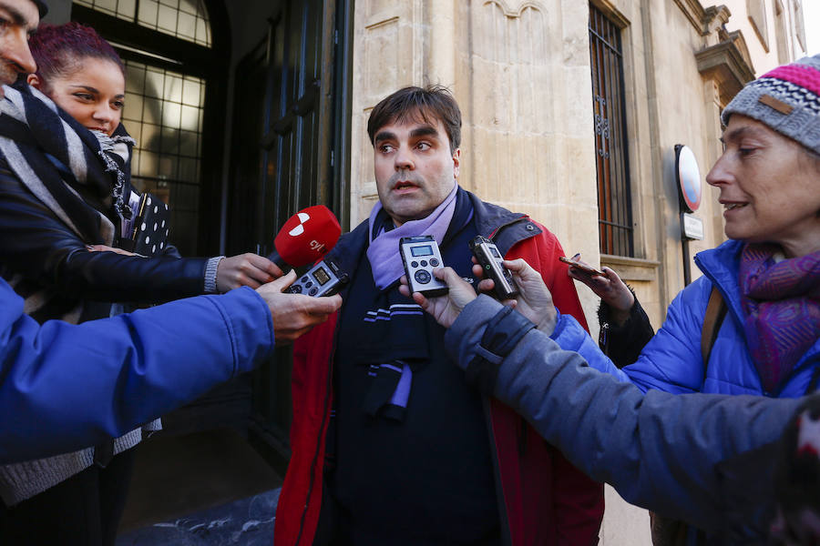 Juicio contra el alcalde de Cacabelos en la Audiencia Provincial