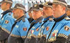 La Policía Local de León celebra a San Marcelo con el «sacrificio y vocación» de sus 214 agentes