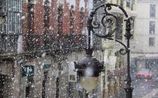 Protección Civil activa la alerta amarilla por nevadas en León capital