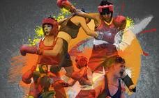 Seis leoneses, en los Campeonatos de España Júnior y Joven de boxeo