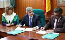 La Universidad de León y Asprona colaboran en campañas divulgativas, formación y voluntariado