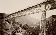 Eiffel trabajó en Pajares