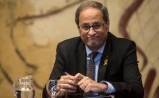 La Generalitat limita el ultimátum de Torra a los presupuestos