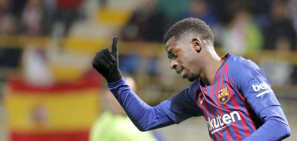 La Cultural brilla ante el Barça y sólo cede en el ultimo suspiro del partido