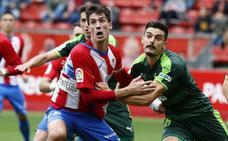 El Sporting toma ventaja ante un Eibar conservador