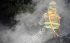 ¿Qué hacen los agentes forestales cuando hay un incendio?
