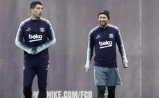 Vuelve Messi, aunque 'camuflado' en una lista de 22