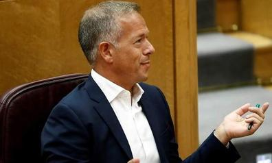 Ciudadanos exige la dimisión del socialista Ander Gil por «silenciar la violencia» en el acto de Alsasua